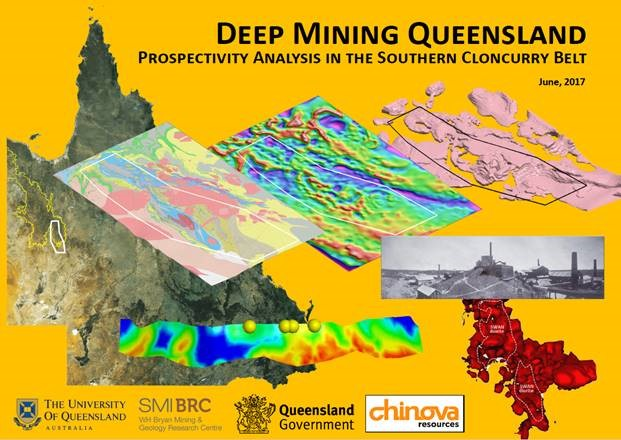 Deep Mining Queensland - Sustainable Minerals Institute