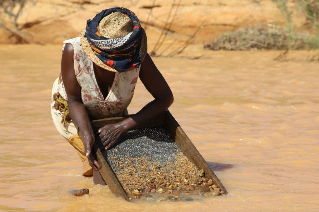 Madagascar's mining women unearth their potential