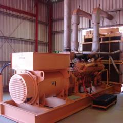 Onsite Diesel Generator