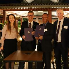 UQ partners with PNG University to train the next generation of mining leaders