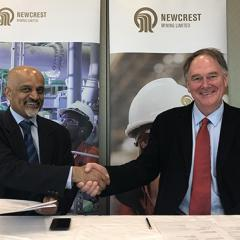 Newcrest and UQ working for a sustainable mining future