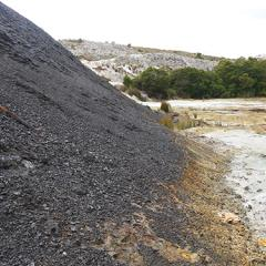 UQ researchers ready to test new technique for predicting spoil salinity in mine waste