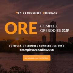 The Complex Orebodies conference 2018