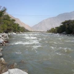 Protection of Rivers & Environmental Flows in Peru: Ocoña Pilot River Basin