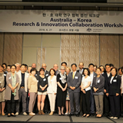 Australia - Korea research and innovation collaboration